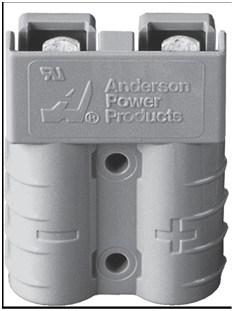 Anderson 350Amp Connector